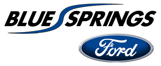 blue springs ford logo