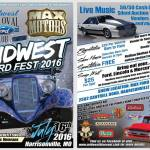 Midwest Ford Fest flyer