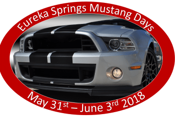 2018 Eureka Springs AR Mustang Days